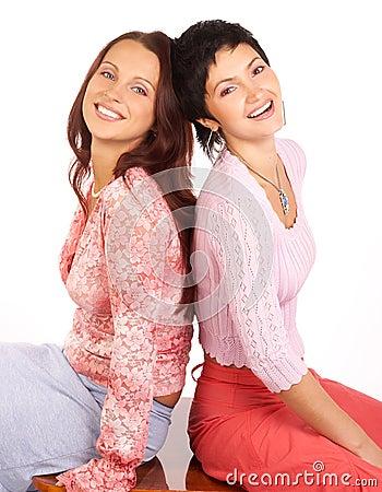 Women friends
