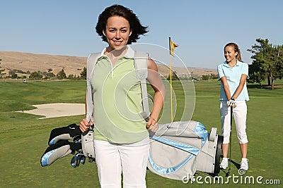 Women Golfers