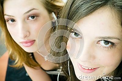 Women Listening To Music