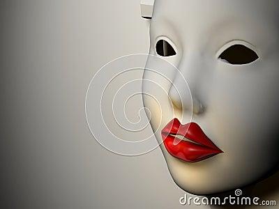 Women mask 2