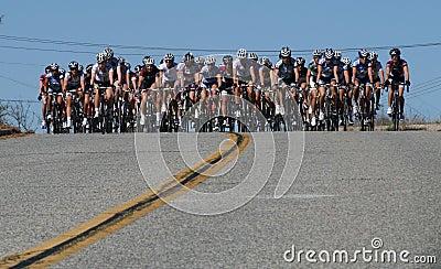 Women Racers Editorial Image