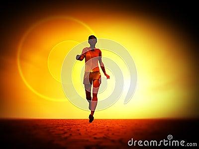Women Runner 206
