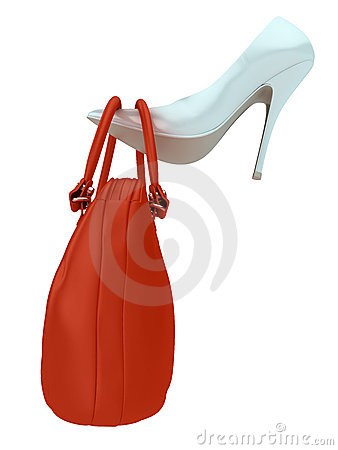 Women s bag and shoe