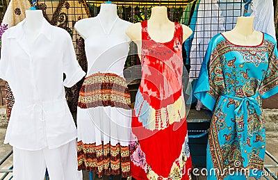Women s clothing.