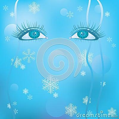 Women s eyes