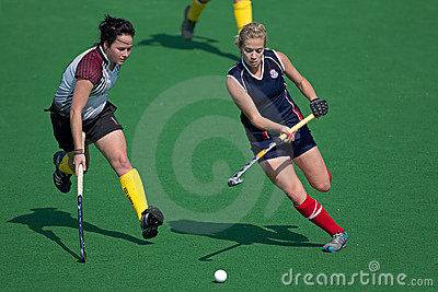 Women s field hockey Editorial Photography