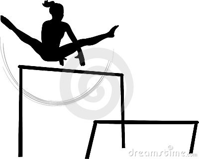Women s Gymnastics Uneven Parallel Bars