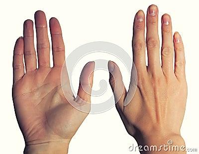 Ստուգեք ինքներդ ձեզ. ինչ է պատմում ձեռքի չափը ձեր մասին