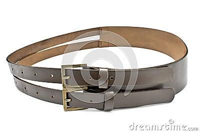 Women s leather belt