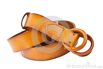 Women s leather belts.