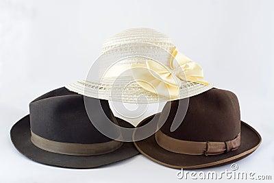 Women s and men s hats