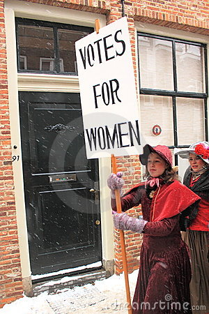 Women's rights elections