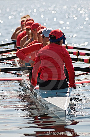 Women s Rowing Team Prepares