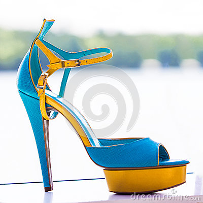 Women's Shoe Royalty Free Stock Photography - Image: 27904157