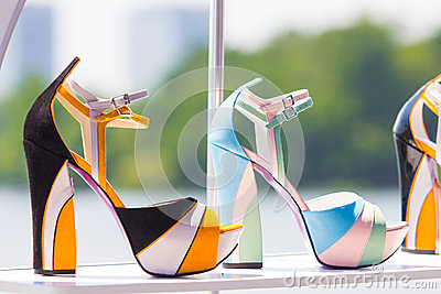 Women's Shoes Royalty Free Stock Photos - Image: 25788938