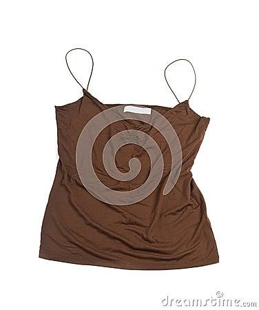 Isolated Women Shirt