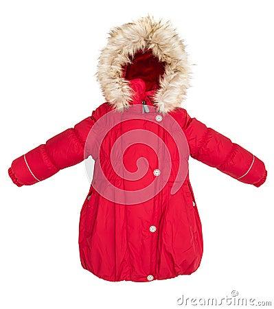 Free Women Winter Jacket Stock Image - 43333171