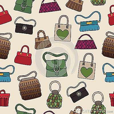 Womens bags pattern