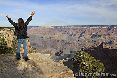 Wonder and Freedom at Grand Canyon