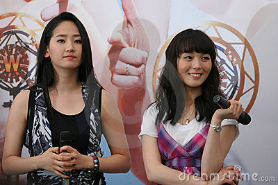 Wonder Girls in Singapore 14 Editorial Photography