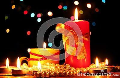 Wonderful candles