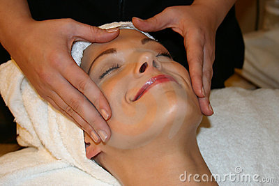 Wonderful Facial Massage