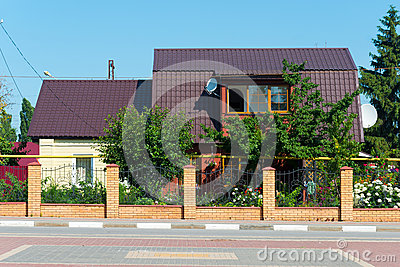 Wonderful family house