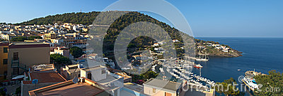 The wonderful island of Ustica