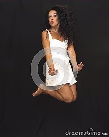 Wonderful latin woman