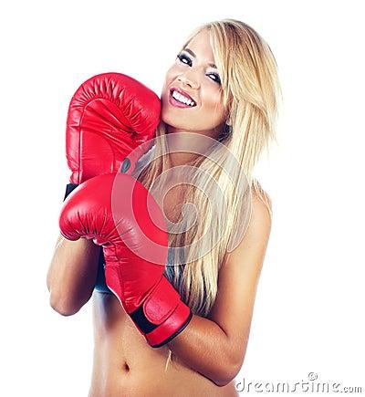 Wonderful sport women