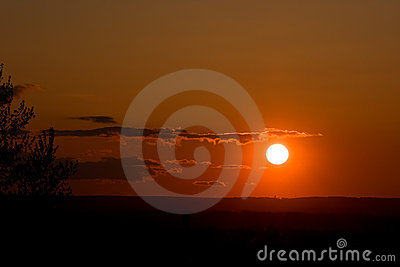 Wonderful sunset 2