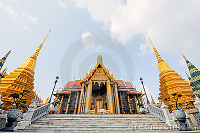 Wonderful Thailand Temple