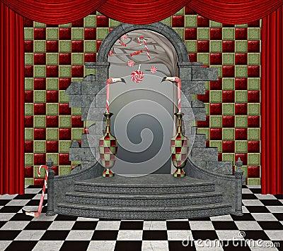 Wonderland hall