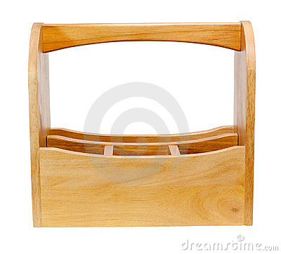 Wood bag for seasoning
