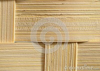 Wood Basket Weave Background