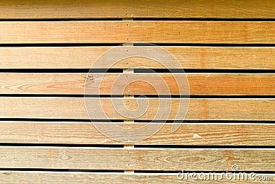 The wood batten