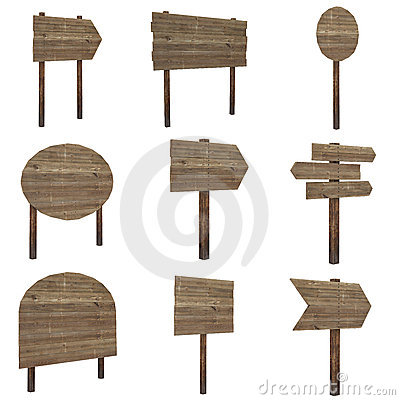 Wood board set