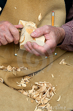 Free Wood Carving Royalty Free Stock Images - 11205659