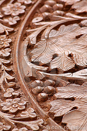 Free Wood Carving Royalty Free Stock Photography - 11562937