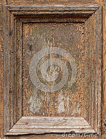 Free Wood Damaged Frame Stock Photo - 12269080