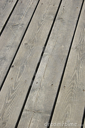 Wood Deck Royalty Free Stock Images - Image: 815139