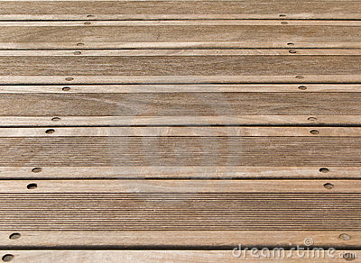 Wood deck floor background