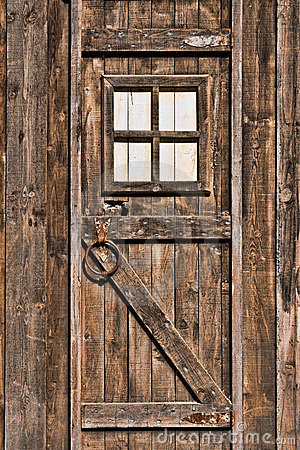 Free Wood Door Stock Photo - 13703740