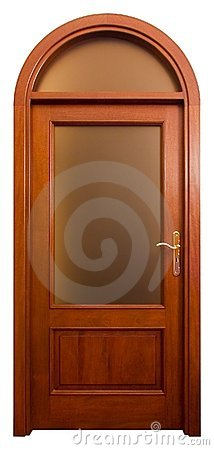 Free Wood Door 2 Royalty Free Stock Photography - 692837