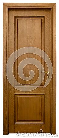 Wood Door 3