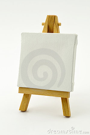 Free Wood Easel Stock Photos - 4742293