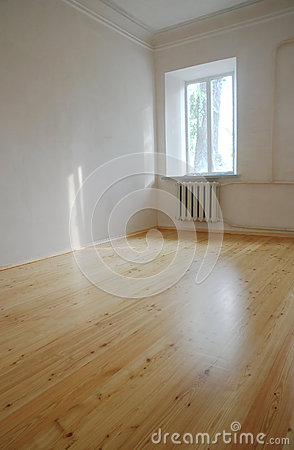 Free Wood Floor Stock Photography - 26904852