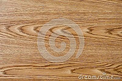 Wood grain simulated