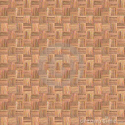 Wood laminate floor tiles