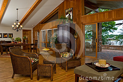 Wood Lover s Dream Dining Room